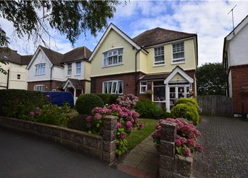 Thumbnail 4 bedroom detached house for sale in Woodville Road, Bexhill-On-Sea, East Sussex