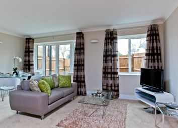 Thumbnail 2 bed flat to rent in Lomond Court, Maple Road