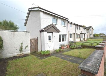 Thumbnail 2 bed end terrace house for sale in Muirburn Place, Glassford, Strathaven