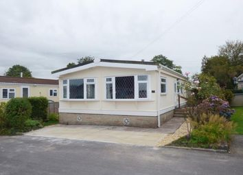 Thumbnail 2 bed mobile/park home for sale in Agden Brow Park, Lymm, Cheshire