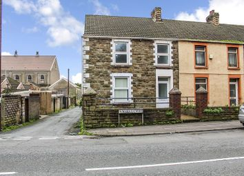 Thumbnail 3 bed end terrace house for sale in Maes-Y-Cwrt Terrace, Port Talbot, Neath Port Talbot.