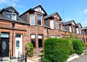 Thumbnail 3 bed terraced house for sale in Montrose Street, Clydebank