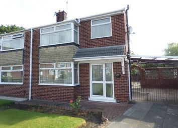 Thumbnail 3 bed semi-detached house for sale in Hesketh, Penketh, Warrington, Cheshire