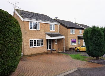 Thumbnail 5 bed link-detached house for sale in Markhams Close, Haverhill