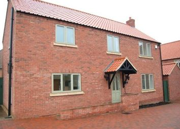 Thumbnail 4 bed property to rent in Welwyn Close, East Markham, Newark