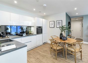Thumbnail 2 bed flat for sale in London Square, High Street, Staines-Upon-Thames, Surrey