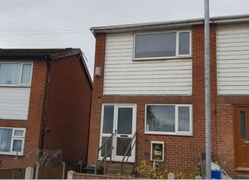 Thumbnail 2 bed semi-detached house to rent in Strauss Crescent, Maltby, Rotherham