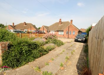 Thumbnail 2 bed bungalow for sale in Midhurst Avenue, Leicester