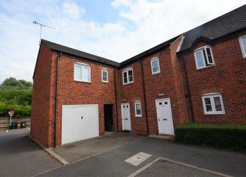 Thumbnail 2 bed flat for sale in Foss Road, Hilton, Derby