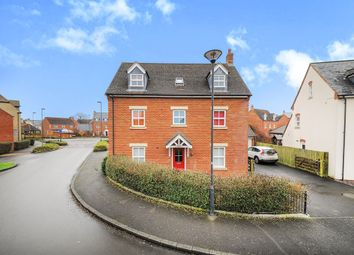 Thumbnail 5 bed detached house for sale in Pathfinder Way, Swindon