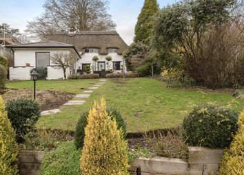 Thumbnail 3 bed cottage for sale in Bridge Lane, Shawford, Winchester, Hampshire