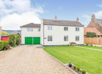Thumbnail 5 bed detached house for sale in Ingleby Arncliffe, Northallerton