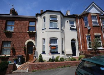 Thumbnail 2 bed flat for sale in Raleigh Road, Exmouth
