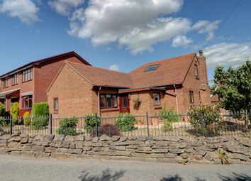 Thumbnail 3 bed bungalow for sale in Station Road, Newchapel, Stoke-On-Trent
