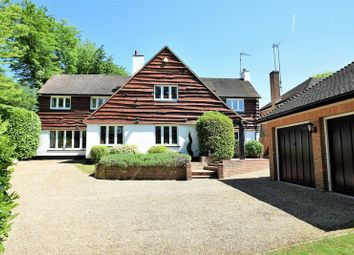 Thumbnail 4 bed detached house for sale in Amersham Road, Chalfont St. Peter, Gerrards Cross