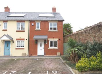 Thumbnail 2 bed end terrace house for sale in Blacksmith Close, Williton, Taunton