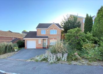 Thumbnail 3 bed detached house for sale in Rosemead, Greenmeadow, Cwmbran