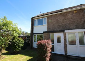 Thumbnail 2 bedroom end terrace house to rent in Giles Avenue, West Bridgford, Nottingham