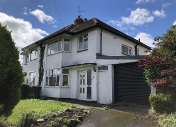 3 bed semi-detached house for sale in Highwalls Road, Dinas Powys CF64