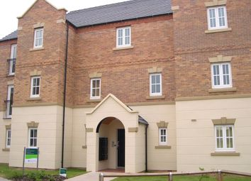 Thumbnail 2 bed flat to rent in Denbigh Avenue, Belgravia Court, Worksop, Nottinghamshire
