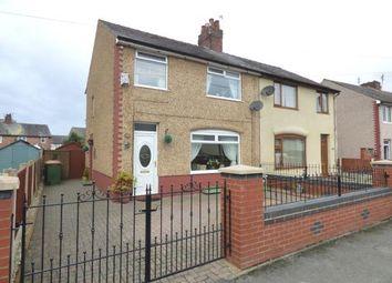 Thumbnail 3 bedroom semi-detached house for sale in Moorcroft Crescent, Ribbleton, Preston, Lancashire