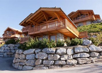 Thumbnail 4 bed chalet for sale in Luxurious Architect Designed Chalet, Nendaz, Valais, Valais, Switzerland