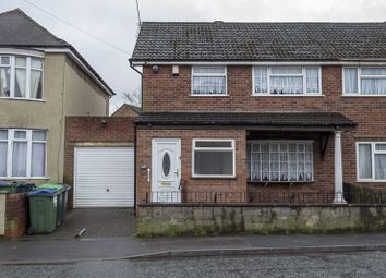 Thumbnail 3 bed semi-detached house for sale in Titford Road, Oldbury
