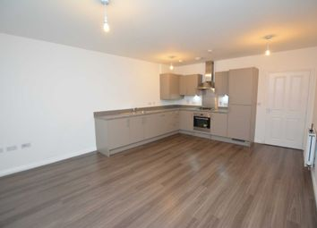 Thumbnail 1 bed flat for sale in Henrietta Way, Campbell Park, Milton Keynes