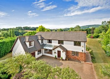 Thumbnail 4 bedroom detached house for sale in Kenn, Exeter