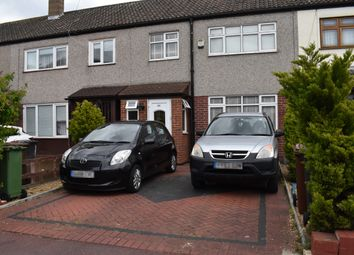 Thumbnail 3 bed terraced house for sale in Bradfield Drive, Barking, London