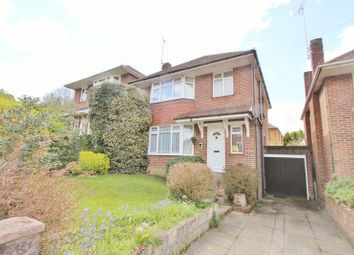 Thumbnail 3 bed detached house for sale in Rossington Way, Southampton