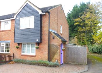 Thumbnail 2 bed semi-detached house to rent in Vincenzo Close, Welham Green
