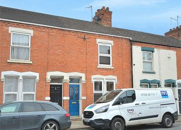 Thumbnail 2 bedroom terraced house to rent in Stanhope Road, Queens Park, Northampton