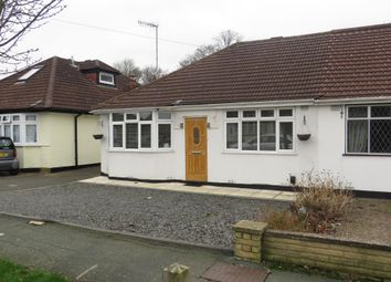 Thumbnail 3 bed bungalow to rent in St. Georges Drive, Watford