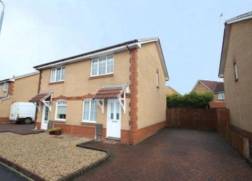 Thumbnail 3 bedroom semi-detached house for sale in Elm Drive, Chapelhall, Airdrie, North Lanarkshire