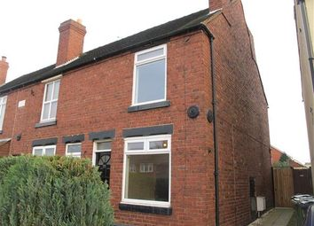 Thumbnail 2 bed end terrace house for sale in Commonside, Brownhills, Walsall