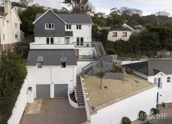4 bed detached house for sale in Meadfoot Sea Road, Torquay TQ1