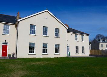 Thumbnail 4 bed town house for sale in Cyfarthfa Court, Gwaelodygarth, Merthyr Tydfil