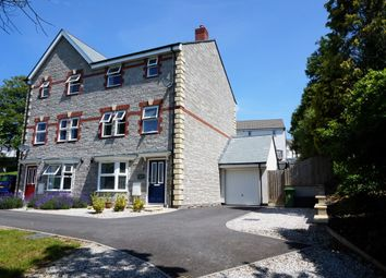 Thumbnail 5 bed semi-detached house for sale in The Maltings, St. Austell