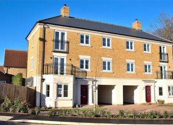 Thumbnail 4 bed link-detached house for sale in Woodlands Park, Great Dunmow, Essex
