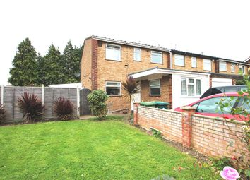 Thumbnail 4 bed end terrace house for sale in Hithermoor Road, Staines-Upon-Thames, Surrey