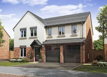 Thumbnail 5 bed detached house for sale in Barnfield Court, Wellington, Telford