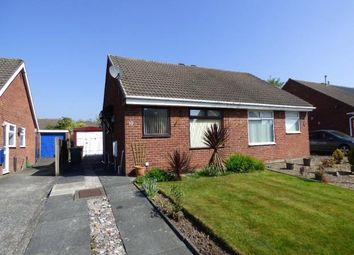 Thumbnail 2 bedroom semi-detached bungalow for sale in Dunoon Close, Ingol, Preston