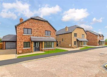 Thumbnail 4 bed detached house for sale in Earl Close, Clifton, Bedfordshire