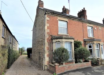 Thumbnail 2 bed end terrace house to rent in Church Street, Cogenhoe, Northampton
