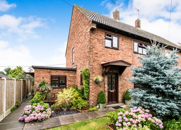 Thumbnail 3 bed semi-detached house for sale in The Square, Bottesford, Nottingham