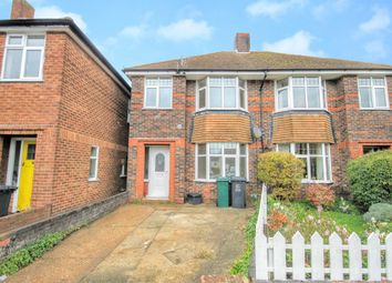 Thumbnail 3 bed semi-detached house for sale in Sheridan Terrace, Hove