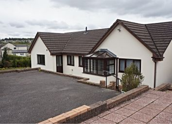 Thumbnail 2 bedroom detached bungalow for sale in Blaen Cendl, Ebbw Vale