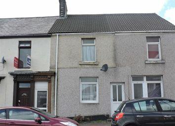 Thumbnail 2 bedroom terraced house for sale in Martin Street, Morriston, Swansea