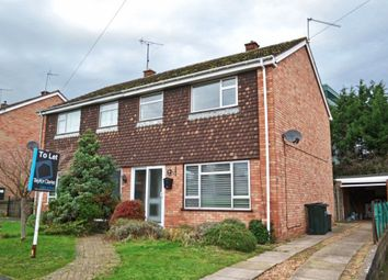 Thumbnail 3 bed semi-detached house to rent in Arosa Drive, Malvern